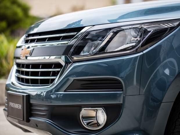 GM mostra nova Trailblazer na Tailândia