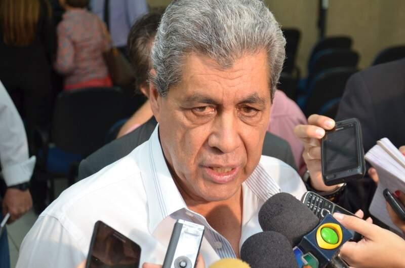 Governador não detalha encontro com presidente, mas garante que Dilma falará. (Foto:Vanderlei Aparecido)