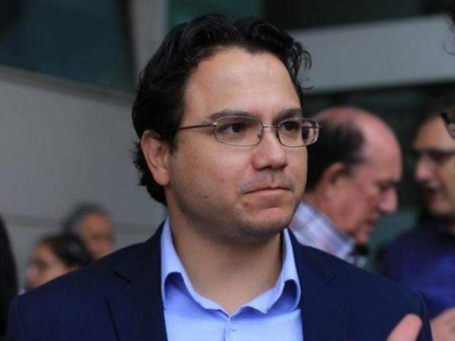 Secretário de Finanças, Pedro Pedrossian Neto ressaltou que medida facilitará a vida do cidadão (Foto: Marina Pacheco)