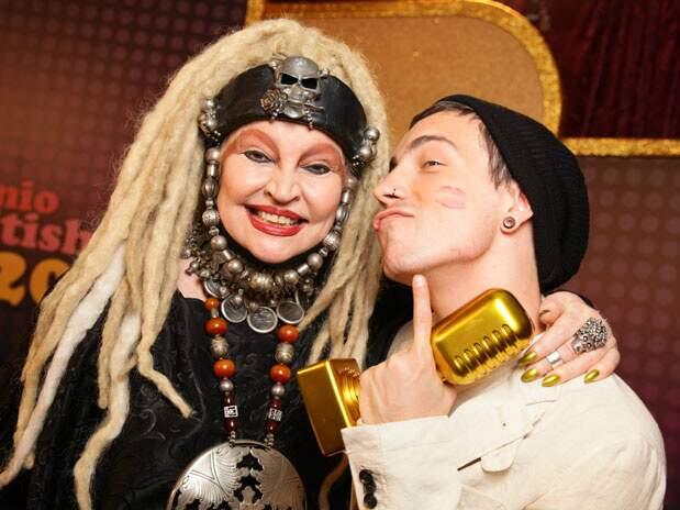 Di Ferrero foi eleito o melhor cantor, desbancando Luan. (Foto: Divulgaçao)