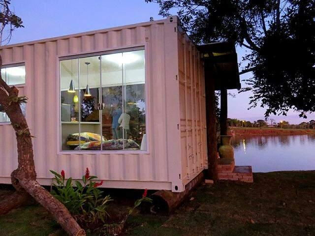 Projeto no Nasa Park, em Campo Grande.