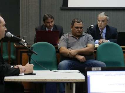 Réu por morte de delegado repete versão de acusado já condenado
