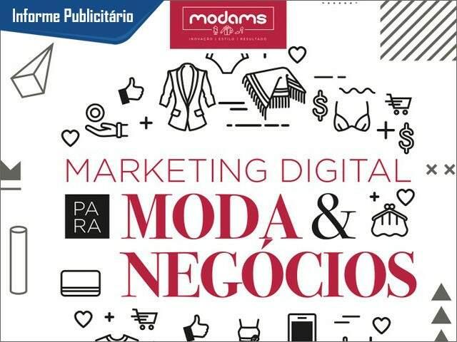Sebrae/MS realiza em Campo Grande a palestra Marketing digital para a moda