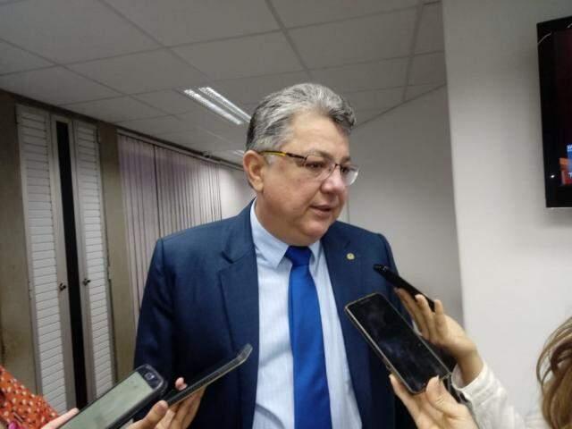 """Evander Vendramini avalia previsão de orçamento como """"aceitável"""" (Foto: Leonardo Rocha)"""