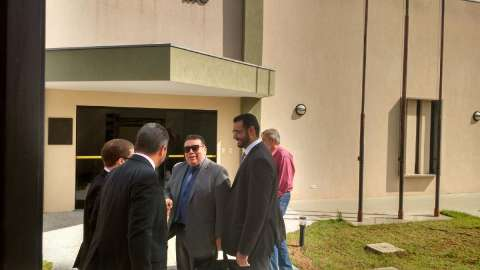 Presidente eleito da Seleta presta depoimento e confirma irregularidades