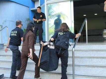 """Três dias depois de operação da Polícia Federal, """"Polaco"""" segue foragido"""