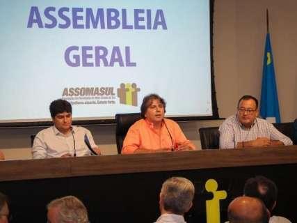 Presidente da Assomasul defende mudanças no Fundersul