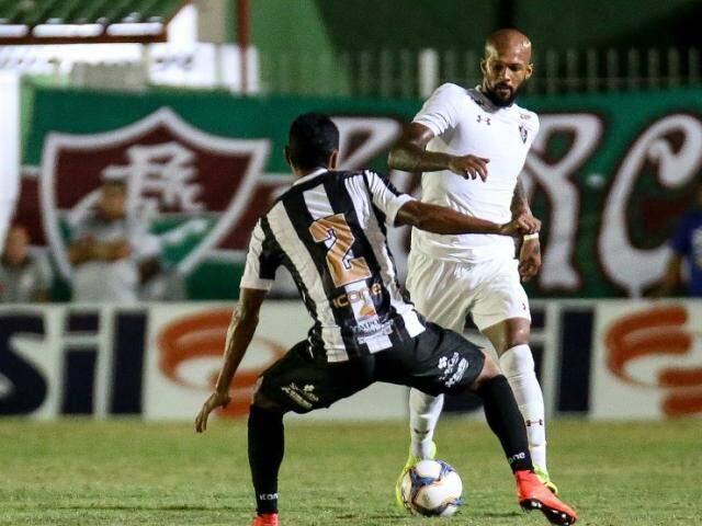 Jogo desta noite aconteceu em Saquarema, no Rio de Janeiro. (Foto: FluminenseFC)
