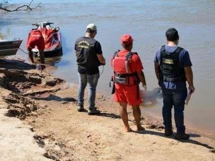 Pescador encontrado boiando no rio Aquidauana tinha 50 anos
