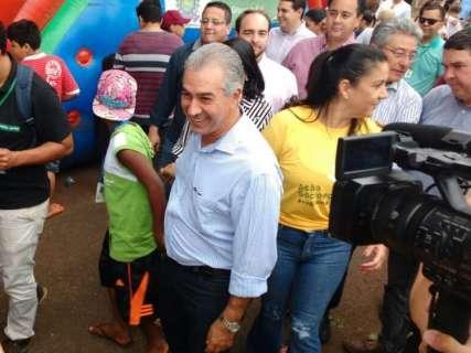 """""""País precisava desta reforma"""", diz Reinaldo sobre projeto da Previdência"""
