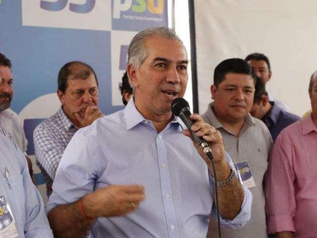 Reinaldo pede apoio de governadores para incluir estados na reforma
