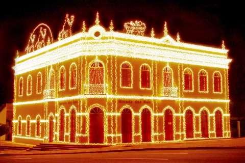 Concurso da melhor decoração natalina da Capital recebe inscrição até amanhã