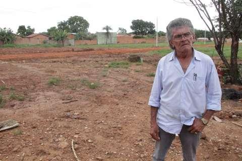 Retirados de favela, famílias podem ir para área que já foi horta no Canguru