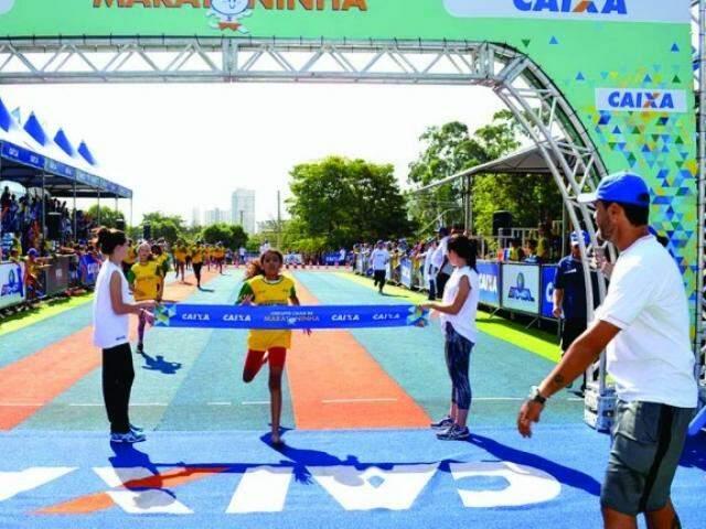 Competição com crianças será realizada no domingo em Campo Grande (Foto: Divulgação)