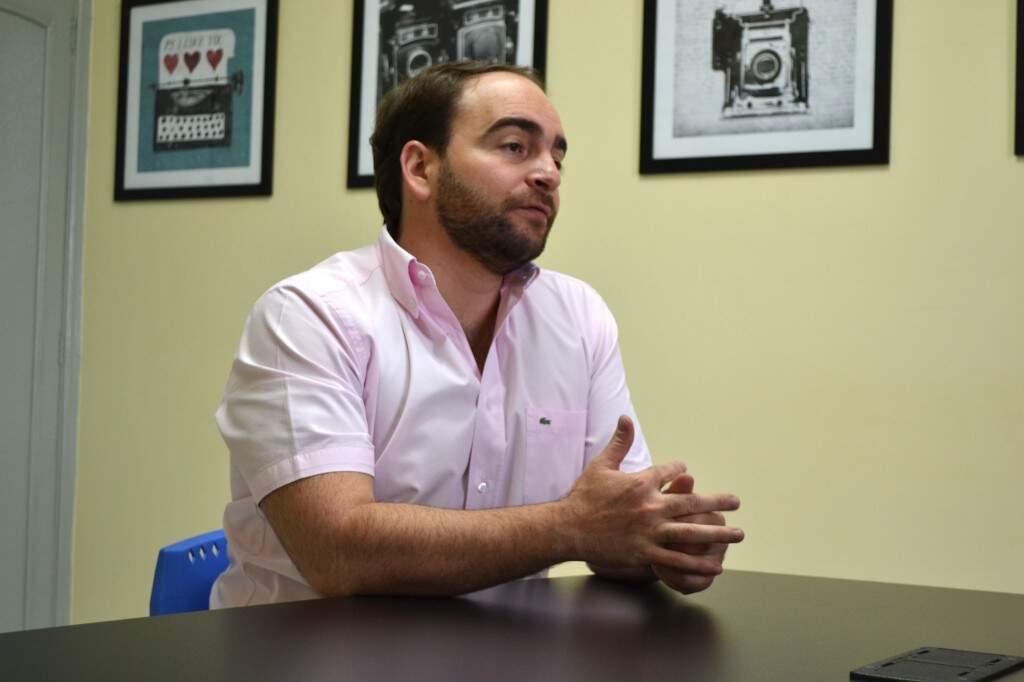 João César Mattogrosso (PSDB) (Foto: Thiago Mendes)