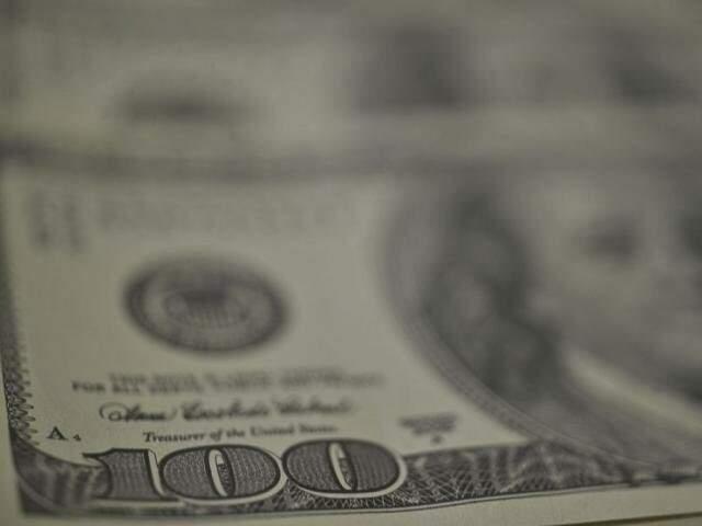Dólar comercial subiu 0,27% a R$ 4,129 na compra e R$ 4,130 na venda (Foto: Agência Brasil)