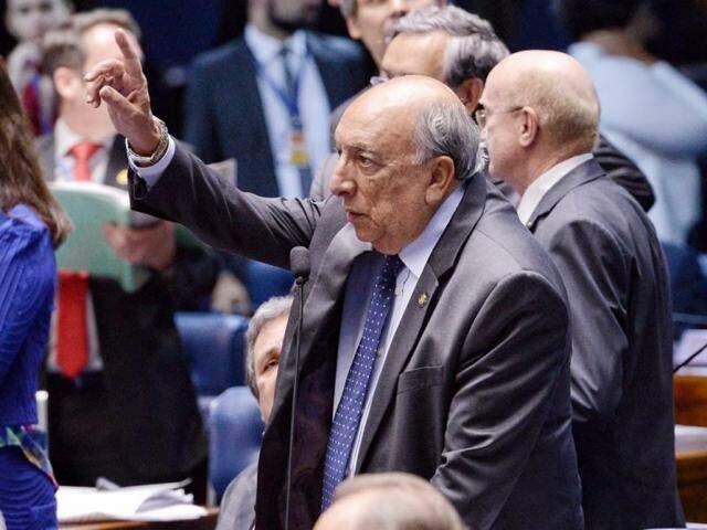 Chaves é relator do projeto no Senado, mas contrário a proposta original que veio da Câmara (Foto: Divulgação)