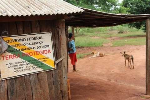 Bloqueados R$ 20 milhões para indenizar proprietários de área indígena