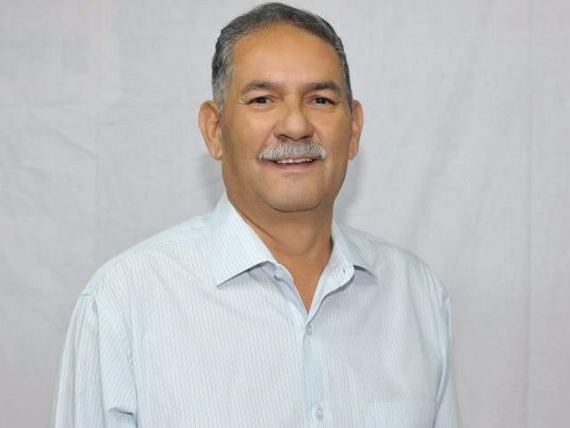 Chico Gimenez é candidato a prefeito de Ponta Porã pelo PMDB (Foto: Divulgação)