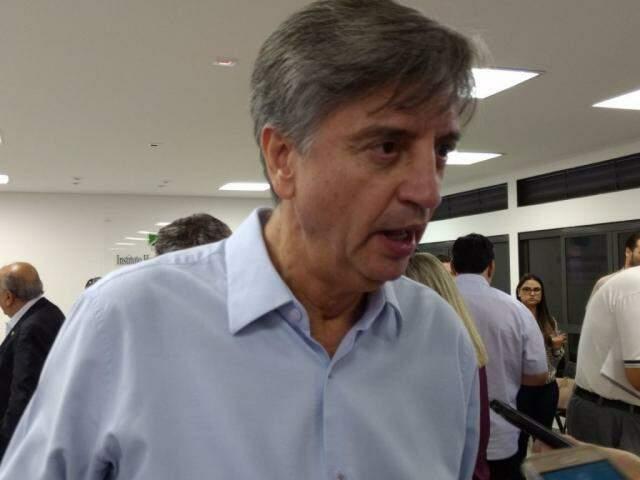 Deputado federal e presidente do PDT em MS, Dagoberto Nogueira. (Foto: Assessoria).