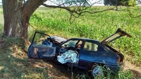 Morto em acidente na MS-376 tinha 29 anos e trabalhava em fazenda