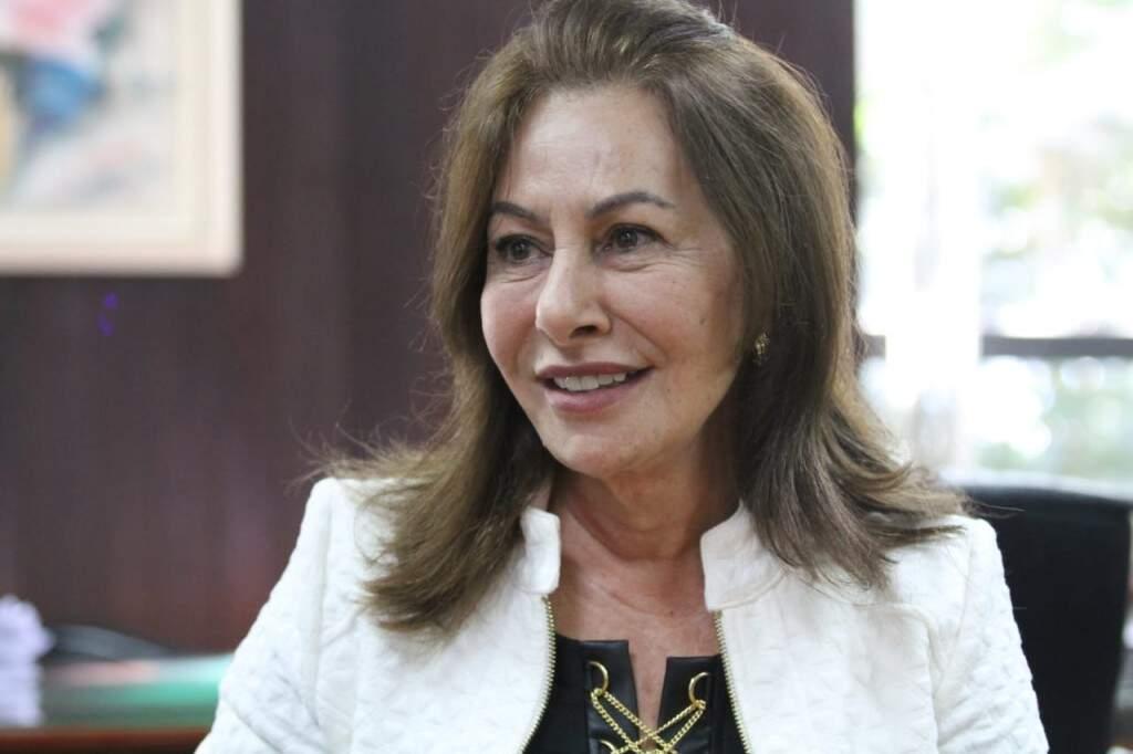 Presidente do TRE, Tânia Borges assume a presidência do Tribunal de Justiça em 2019. (Foto: Saul Schramm)