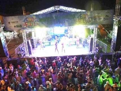 Governo destina R$ 552 mil para festas de Carnaval em 19 cidades de MS