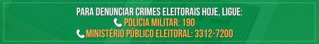Manhã de votação termina com 10 urnas eletrônicas substituídas em MS