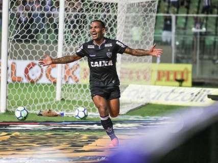 Inspirado, Otero faz dois gols na goleada do Atlético-MG sobre o Ferroviário