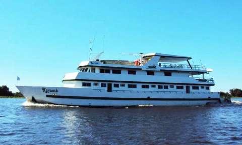 Cidade prepara cruzeiro ecológico para manter turismo na Piracema