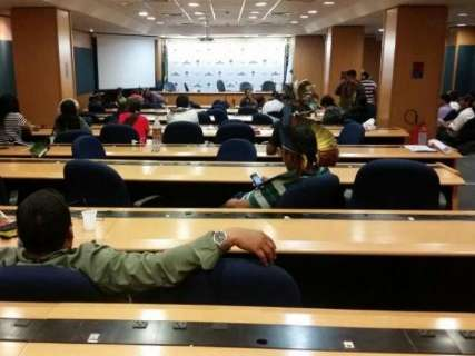 Contra exoneração no Dsei, índios do MS ocupam o Ministério da Saúde