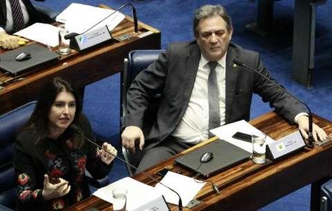 Moka e Simone integram comissão do impeachment de Dilma no Senado