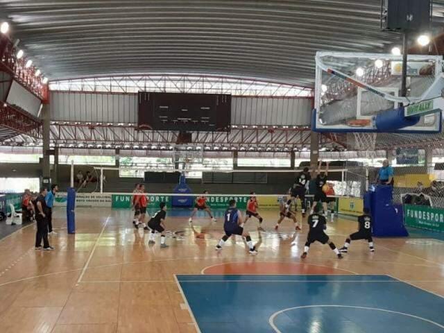 Torneio será realizado no ginásio do Centro de Treinamento Esportivo (Foto: FVMS/Divulgação)