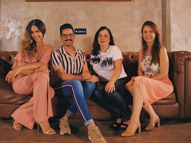 Seletiva foi acompanhada por um corpo de júri técnico, composto por especialistas que lidam diariamente com moda, beleza e estilo na capital. (Foto: Divulgação)