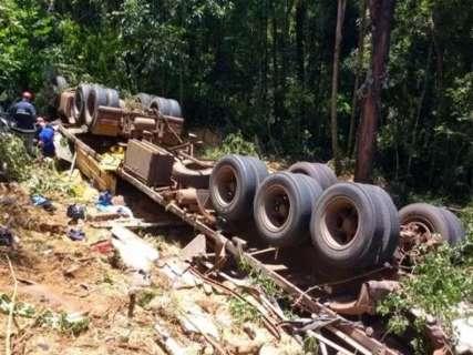 Família de MS morta em acidente no Paraná será velada em ginásio de escola