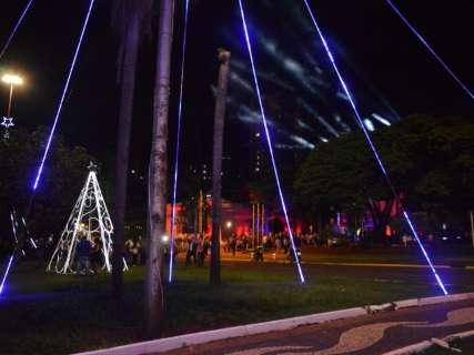 Investimento para decorar Cidade do Natal e Afonso Pena foi de R$ 396 mil