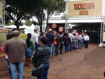 Evento da Embrapa apresenta tecnologias do campo aos agricultores familiares