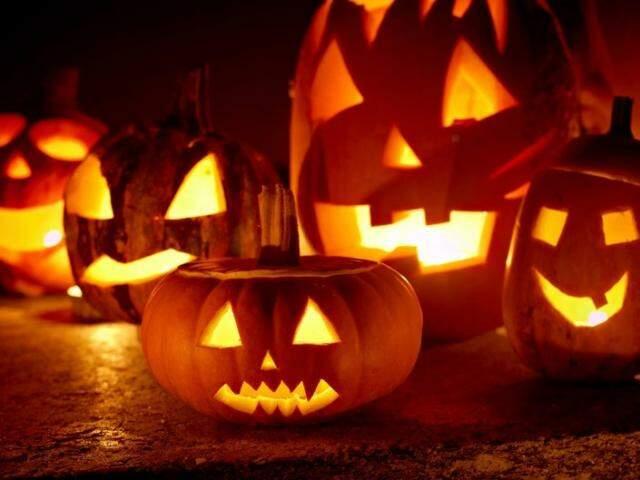 As abóboras vão invadir as festas de halloween (Foto: Divulgação)