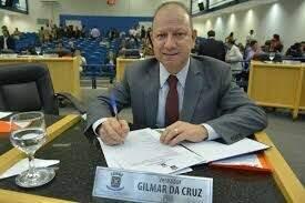 O vereador de Campo Grande, Gilmar da Cruz, vai substituir Pedro Chaves na candidatura ao Senado. (Foto: PRB)