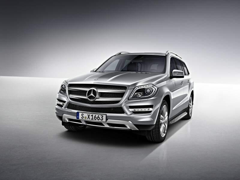 Foto Divulgação Mercedes-Benz