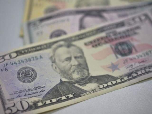Dólar comercial caiu 0,7% a R$ 4,119 na venda (Foto: Agência Brasil)