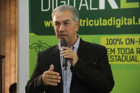 Reinaldo irá discutir melhorias para as ferrovias de MS na ANTT