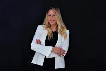 Caroline Reis, consultora empresarial e embaixadora da RME em MS. (Foto: Divulgação)