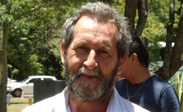 Egídio Brunetto, liderança do MST, morto este ano, vítima de acidente automobilístico na estrada. (Foto: MST)