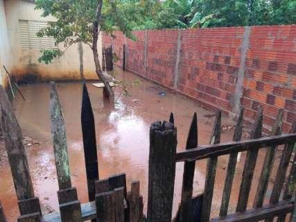 Aquidauana é o município onde  mais choveu no Estado nesta terça
