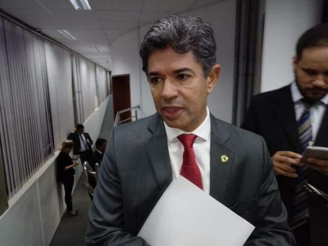 Para Rinaldo Modesto, todo crescimento orçamentário é positivo diante do cenário de crise (Foto: Leonardo Rocha)