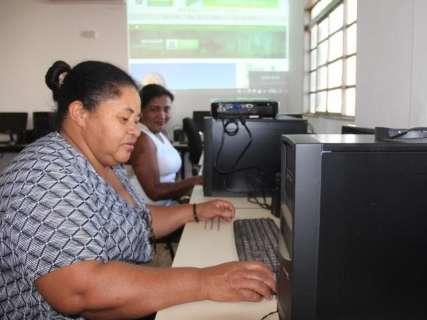 Moradores de assentamentos em MS recebem salas com acesso a internet