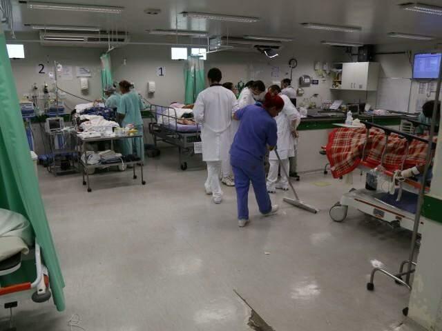 Gasto médio por saúde em MS é de R$ 1.271,65 (Foto: Arquivo)