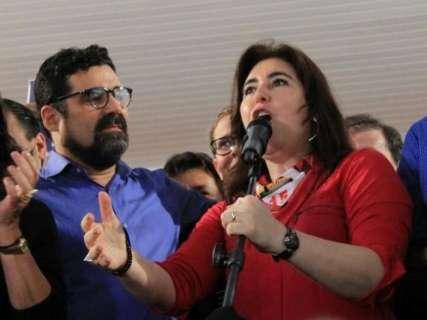 """""""Não foi apoio ao MDB"""", diz Harfouche sobre ser vice de Simone Tebet"""