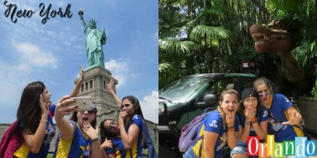 Radical América New York e Orlando  - Foto Divulgação